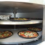 houtgestookte oven